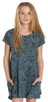 Billabong Girl's Told You T-Shirt Dress