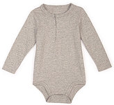 Starting Out Infant Solid Long-Sleeve Bodysuit