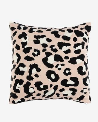 Express Shiraleah Leo Throw Pillow