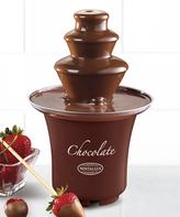 Nostalgia Electrics Three-Tier 0.5-Pound Capacity Chocolate Fondue Fountain