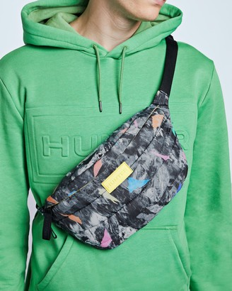 Hunter Original Printed Puffer Bumbag