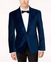Calvin Klein Men's Slim-Fit Velvet Dinner Jacket