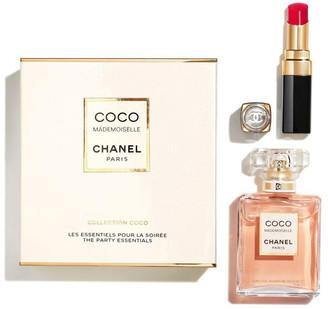 Chanel Intense 35ml EDP & Rouge Coco Flash Cross