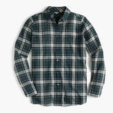 J.Crew Tallboy shirt in crinkle plaid