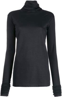 Lemaire extra long sleeve jumper
