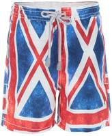 Trunks MC2 St Barth Union Jack Swim Shorts