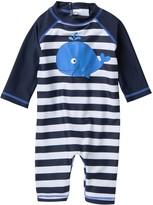 Koala Baby Striped Rashguard Swimsuit (Baby Boys 9-24M)