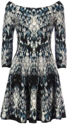 Alexander McQueen Long Sleeves Dress