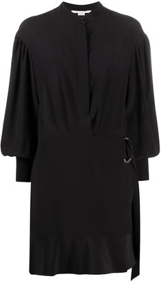Stella McCartney Wrap Shirt Dress