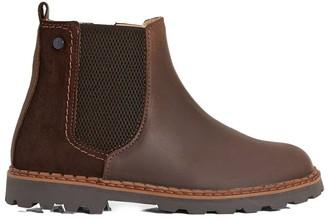 Jacadi Leather & Suede Boot