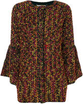 Blumarine single breasted coat