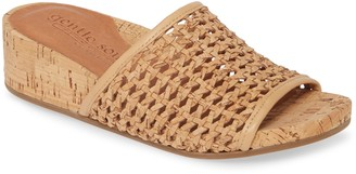 Kenneth Cole Gentle Souls Signature Gentle Souls by Gianna Slide Sandal