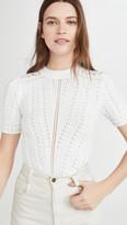 See by Chloe Crochet Knit