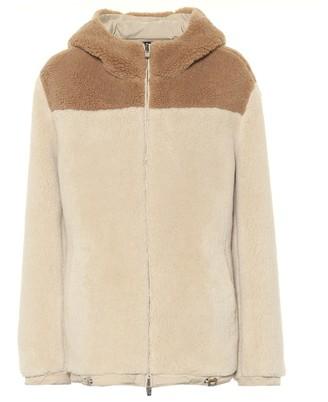 Loro Piana Jackson cashmere-blend jacket