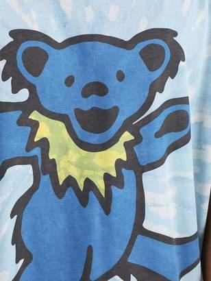 Amiri grateful dead logo t-shirt cobalt