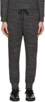 Helmut Lang Grey Melange Lounge Pants