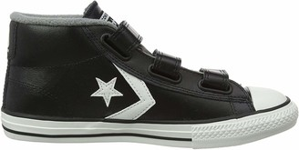 Converse Unisex Kids' Star Player 3v Hi-Top Trainers