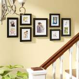 Red Barrel Studio Cabarite 7 Piece Create a Gallery Picture Frame Set