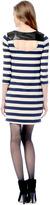 Tabitha Stripe Back Detail Dress