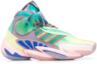 "adidas x Pharrell Williams ""0 to 60"" sneakers"