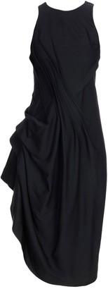 Isabel Benenato 3/4 length dresses