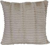 JCP Faux-Fur Decorative Pillow