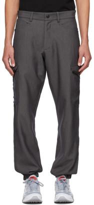 AFFIX Grey Mobilization Cargo Pants