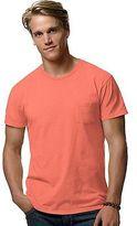 Hanes Men's Nano-T Pocket T-Shirt Men's Shirts