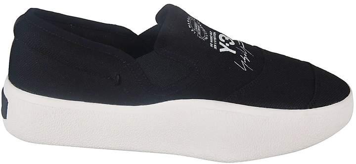 Y-3 Yohji Yamamoto Slip On Sneakers
