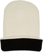 The Elder Statesman Women's Plaited Kissser Cap