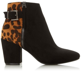 Head Over Heels Ovana Round Toe Boots