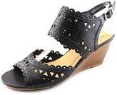 XOXO Women's Sunday Ankle-High Synthetic Sandal - 10M