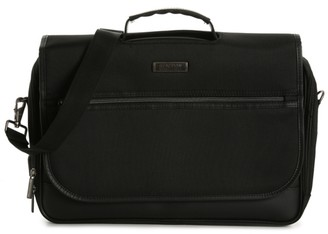 Kenneth Cole Reaction Back In A Flap Messenger Bag