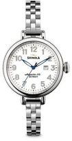Shinola Birdy Stainless Steel Bracelet Watch