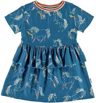Molo Cammy (Little Kids/Big Kids) (Sporty Unicorns) Girl's Clothing