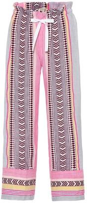 Lemlem Luchia cotton-blend pants