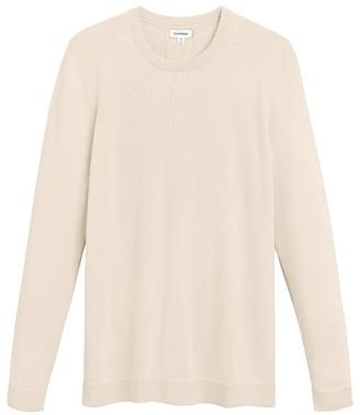 Cuyana Classic Cotton Cashmere Crewneck Sweater