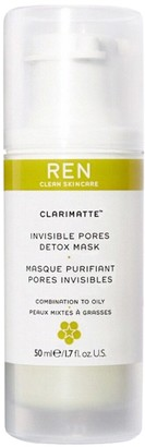 REN 50ml Invisible Pores Detox Mask