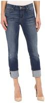 Joe's Jeans Cool Off Cuffed Crop w/ Phone Pocket in Kelsie