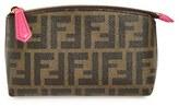 Fendi Zucca Print Cosmetics Bag