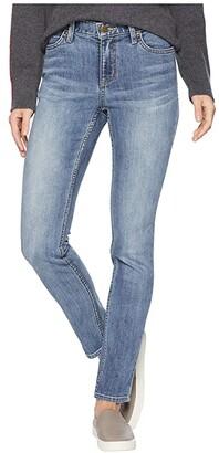 Carhartt Slim Fit Layton Skinny Leg Jeans (Sundried) Women's Jeans