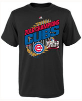 Majestic Boys' Chicago Cubs Parade Champ T-Shirt