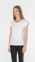 Organic by John Patrick Short Sleeve Scoop Tee