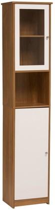 Premier Housewares Austin 2 Door Floor Standing Bathroom Cabinet