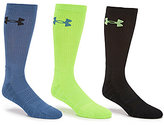 Under Armour Elevated Performance Crew Socks 3-Pack