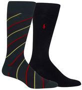 Polo Ralph Lauren 2-Pack Crew Socks