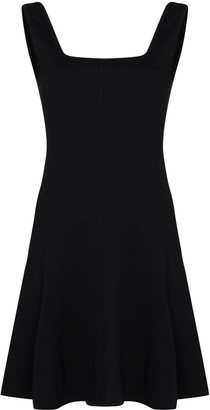 Ninety Percent Flared Mini Dress