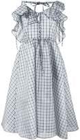 Rosie Assoulin Detour ruffle dress