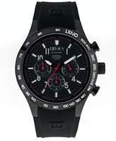 Liu Jo Liu-Jo Wristwatch Men's Camp614 Luxury Limited Edition Chrono Steel