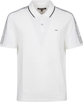 Michael Kors Branded Polo Shirt
